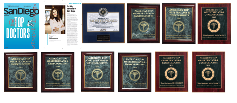 Dr. Hosseinzadeh recognitions