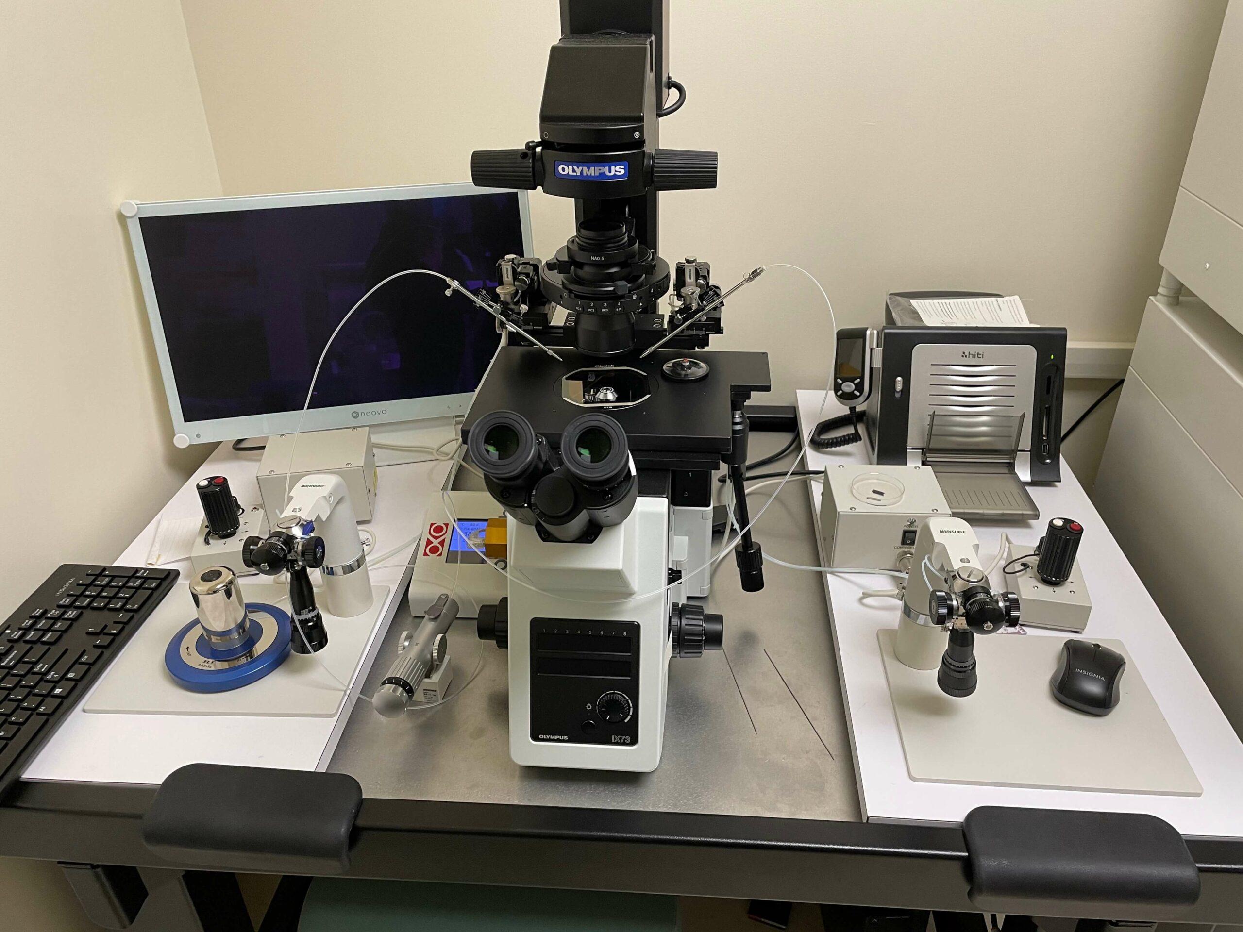 Fertility clinic equipment