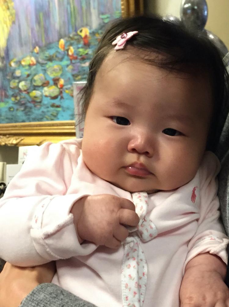 cute ivf baby