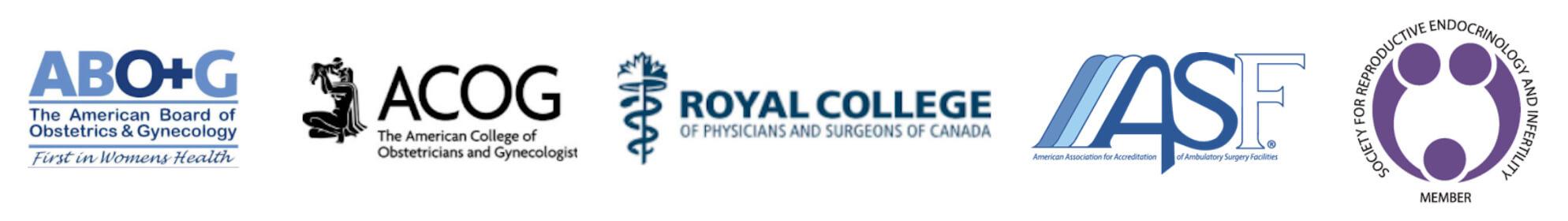 medical certification logos