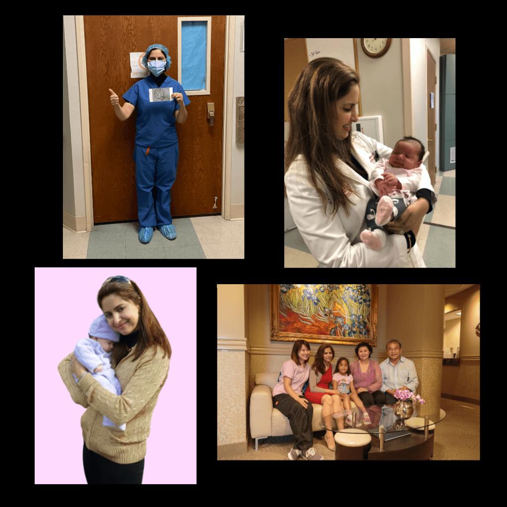 IVF doctor babies