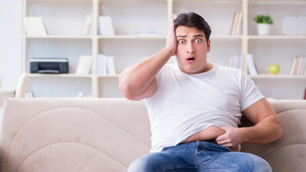 Male obesity affecting fertility